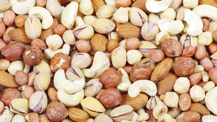 Time To Go Nuts Almonds Pecans Walnuts Hazelnuts And Cashews Linked To Lower Risk Of Colon Cancer